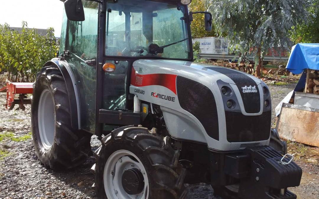 CARRARO AGRICUBE F 100 / 30.000 € +  IVA