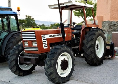 FIAT  666 E DT  / 11.600€