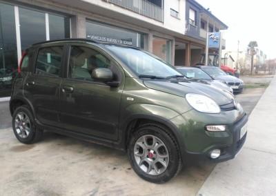 FIAT PANDA 1.3 MJT 4X4 5P / 9.900€