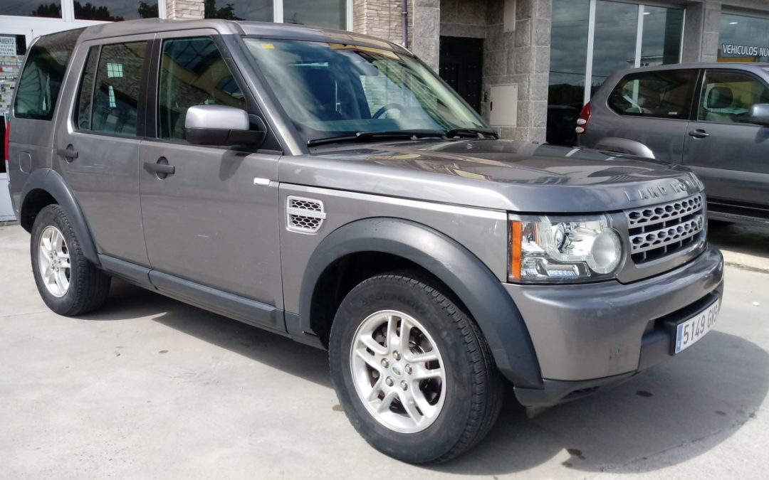 LAND ROVER DISCOVERY 4 2.7 TDV6 S 5P 4X4  //13.900 €