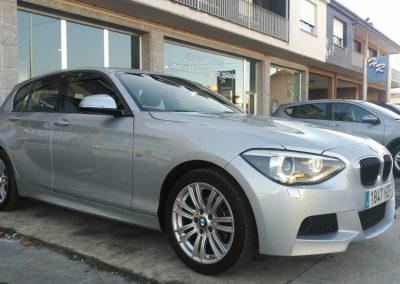 BMW 118D PAQUETE M // 13.500 €