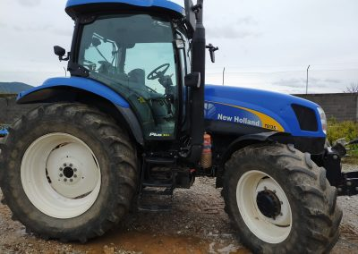 NEW HOLLAND TS135A // 32.000 €